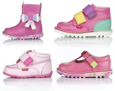 Kickers LEGO   pretty in pink