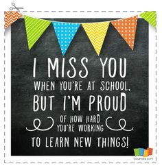 Back to school printables of fun notes and bookmarks! Add a little note to their lunch for an extra smile in their day!