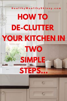 The kitchen should be a relaxing haven, but it's easy to let clutter build up. Discover some kitchen organization ideas to help you declutter and organize. Fat Chef Kitchen Decor, Cow Kitchen Decor, Kitchen Decor Themes, Vintage Kitchen Decor, Farmhouse Kitchen Decor, Kitchen Cabinets Models, Kitchen Models, Hobby Lobby, Kitchen Ornaments