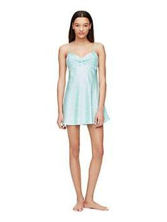 lace chemise by kate spade new york