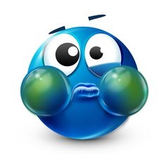 Seasick Smiley Emoticon Faces, Funny Emoji Faces, Funny Emoticons, Emoji Man, Smiley Emoji, Blue Emoji, Instagram Funny Videos, Emoji Characters, Birthday Wishes Cake