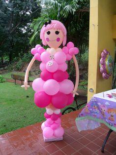 Lallaloopsy#balloons
