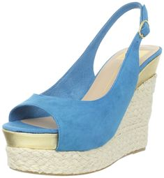 Dolce Vita Women's Joss Wedge Sandal -- Details can be found by clicking on the image. #sandals