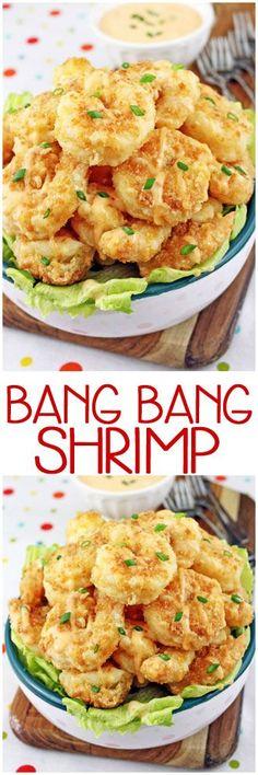 Bonefish Grill's Bang-Bang Shrimp Copycat Recipe #seafoodrecipes