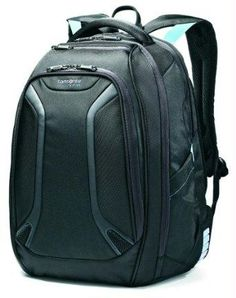 Samsonite Llc 15.6 Vizair Laptop Backpack Black