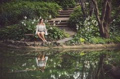 I love finding beautiful, unique locations for senior portraits. Senior Photography, Photography Tips, St Louis Mo, Water Reflections, Photographing Babies, High School Seniors, Senior Year, Senior Portraits, Senior Pictures