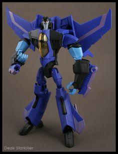 Transformers Animated Custom Voyager Thundercracker
