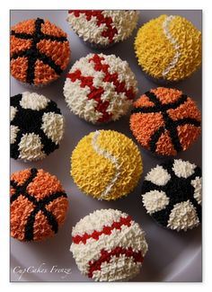 Tennis, Soccer, Baseball & Basket Ball Wannabe