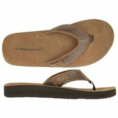 a0078cc4ebc3 Cobian Chocolate Suede Puerto Sandals for Men