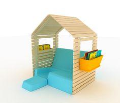 Mobiliario dentro del espacio de venta #children #mobilm