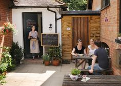 The Tea Shop at Watts Gallery, Compton, Guildford, Surrey | Flickr - Photo Sharing!