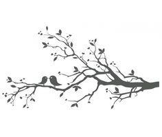 love birds and trees 300dpi - Pesquisa Google
