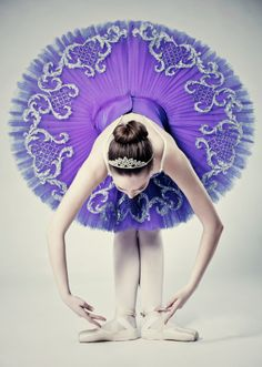 Ballet Dancer In Tutu