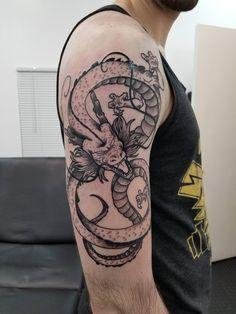 Shenron Tattoo