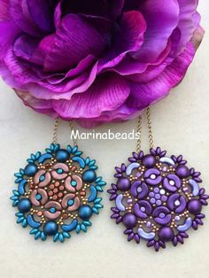 Arcos and Minos beads