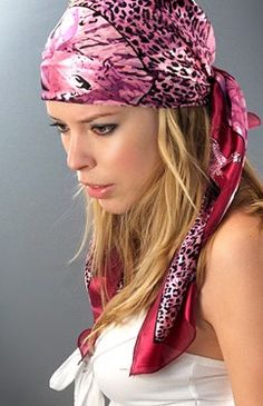 Ways To Wear Scarves-4 - Home Beauty Tips Find Beauty Tips and Tricks Naturaly