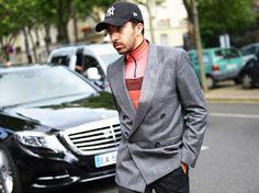 UNIVERSO PARALLELO: Lo stile di strada approda a Parigi Fashion Week u...