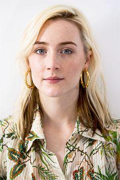 Saoirse Ronan - 'Lady Bird' Portraits