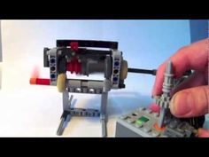 Lego Automatic Gearbox - YouTube