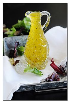 Recipe: Homemade Poppy Seed Salad Dressing for Mixed Greens