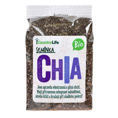 Chia, lněná, konopná: Jezte semínka, kdy to jde | BezHladovění.cz