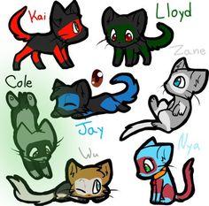 Soooooooooo!cute I love how Cole is a ghost