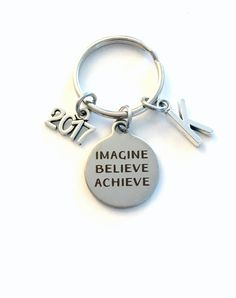 Graduation Gift For Dentist Keychain  Scroll Charm Dental