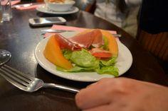O que tem hoje no jantar?: Paris I