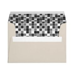 http://www.zazzle.com/envelope_pattern_mosaic_texture-121662536652034762