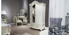 Duchess 2 Door Robe Duchess | DFS Ireland Cream Bedroom Furniture, Cream Bedrooms, Dfs, Oversized Mirror, Ireland, Home Decor, Dress, Decoration Home, Room Decor