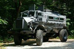 Sheriff özel kuvvetler aracı