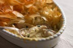 Hairy Bikers' chicken and tarragon pie recipe - goodtoknow