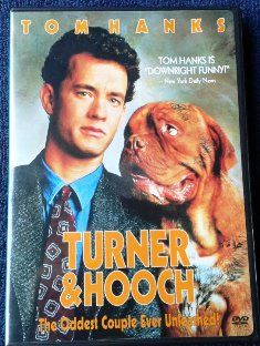 Turner & Hooch, one of my favorite Tom Hanks movie