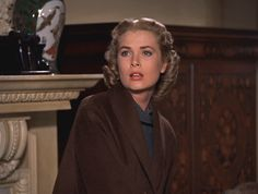 Grace Kelly in Dial M For Murder. Showing Saturday Night, 8/25, at 9pm on KCTS 9.