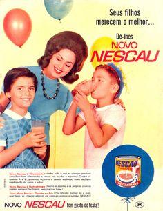 Nescau | Em O Cruzeiro, 19 de outubro de 1963