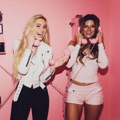 Lele Pons: Every blonde needs a brunette bestie👭 (tag a brunette) Blonde And Brunette Best Friends, Brunette To Blonde, Bff Goals, Best Friend Goals, Squad Goals, My Favorite Image, Favorite Person, Selena Gomez, Famous Blondes