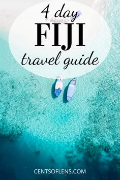 Are you interested in travelling to Fiji, a tropical island paradise? Click through to find a 4 day guide to Nadi, Fiji! Travel To Fiji, Travel Tips, Nadi Fiji, Fiji Honeymoon, Visit Fiji, Responsible Travel, Crystal Clear Water, Gal Pal, South America Travel