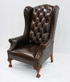 Grizzly Bear Western Chair Western Accent Chairs   It Is Upholstered With  Embossed Leather On The Inside Back, Which Is Hand Fu2026