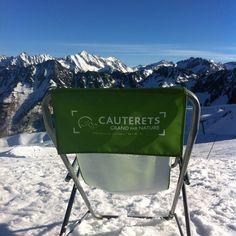 #deux journées à Cauterets #Ski #Neige #Cauterets #Montagne #Snow #Grand air #Nature #grand ciel bleu et c'était bien by francoisebzh