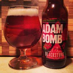 Blackstone Brewing Company - Adam Bomb IPA