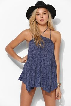 Kimchi Blue Y-Strap Cami - Urban Outfitters