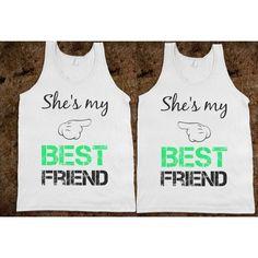 best freiend matching outfits | Matching Best Friends - Skreened T-shirts, Organic ($27.49)