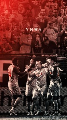 Ynwa Liverpool, Liverpool Fans, Liverpool Football Club, Uefa Super Cup, This Is Anfield, Squad Photos, Red Day, English Premier League, Football And Basketball
