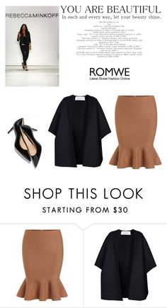 """""""Untitled #8"""" by escalade1 ❤ liked on Polyvore featuring Valentino and Rebecca Minkoff"""