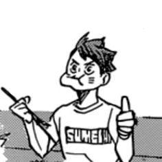 Tumblr is a place to express yourself, discover yourself, and bond over the stuff you love. It's where your interests connect you with your people. Haikyuu Manga, Haikyuu Characters, Anime Characters, Oikawa Tooru, Haikyuu Wallpaper, Black Picture, Karasuno, Baby Owls, My Hero Academia Manga