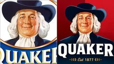 Quaker Oats Man Gets a Makeover to Look Healthier