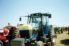 160hp New Holland 8770