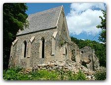 Martonyi Háromhegyi Pálos templomhajó