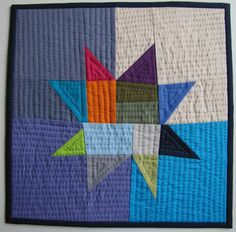 Alamosa Quilter: wonky piecing