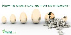 How to Start Saving for Retirement :: Mint.com/blog